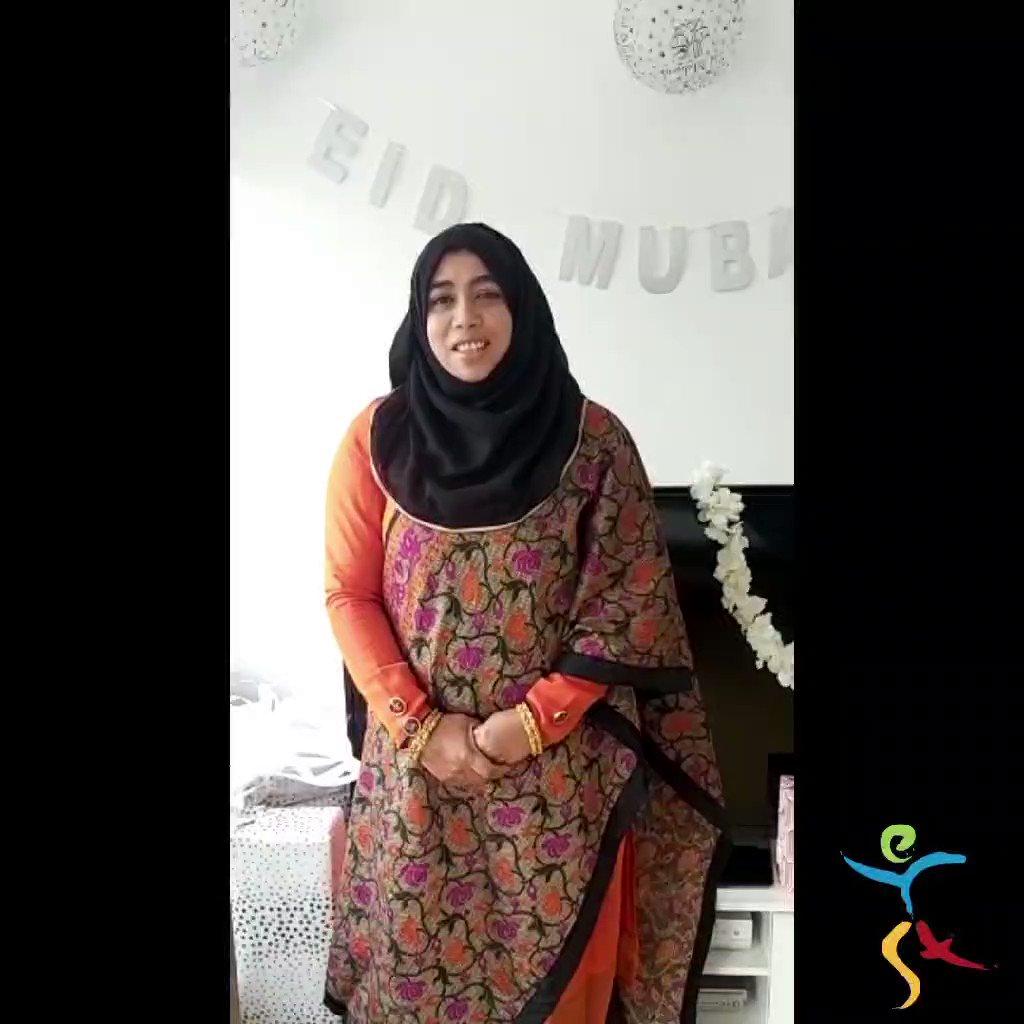 Eid Mubarak from EYST Wales 💫💫🕌🌙🌙🌟🌟