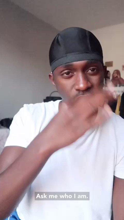 """Powerful video on """"I am a Deaf Black Man"""" #deaftalent #deaf #black #king #empowerment #motivation #vlogpic.twitter.com/UezK4BvH0V"""