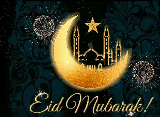Eid Mubarak world!