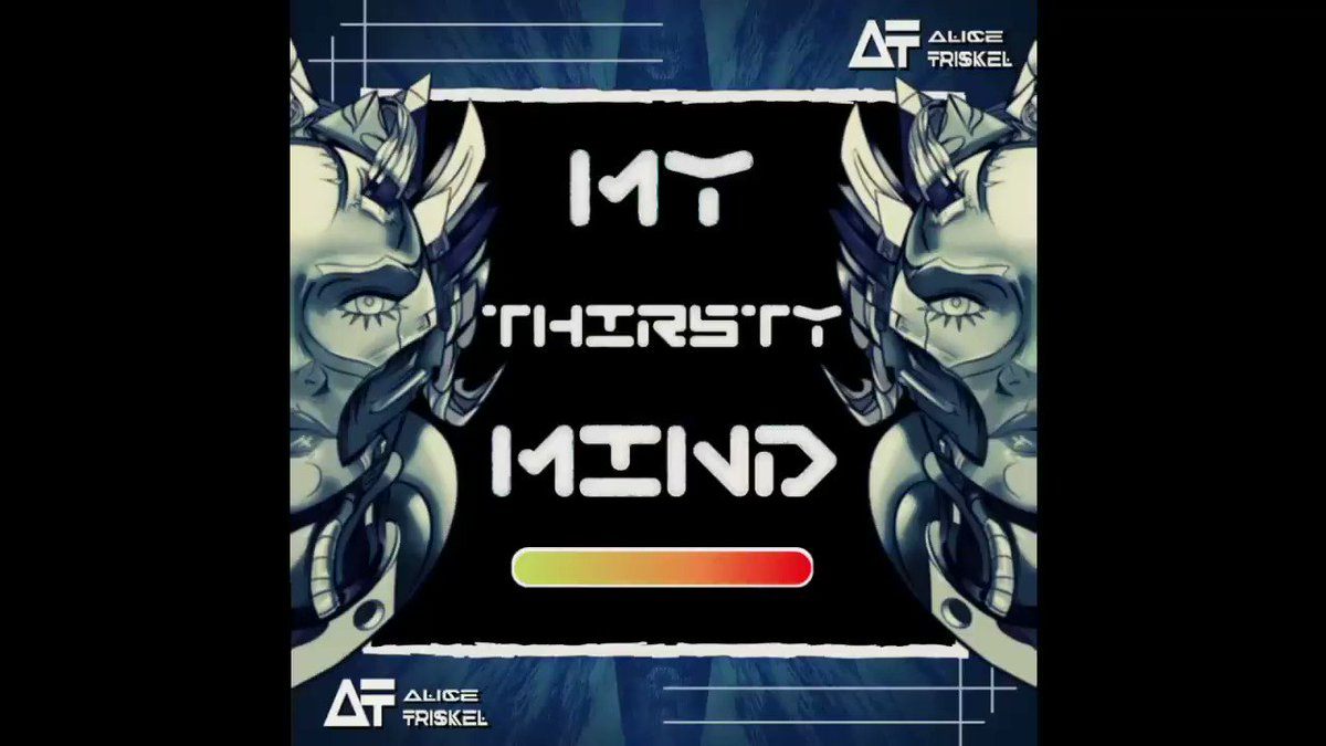 """Save as much energy as you can because next May 29tj you will need it to dance to the rhythm of          """"My thirsty mind""""  #alicetriskel #mythirstymind #progressive #trance #newmusicalert #music #musicvideo #discover #singersongwriter #newmusic #female #singer #marspic.twitter.com/9IzKnLP1sy"""