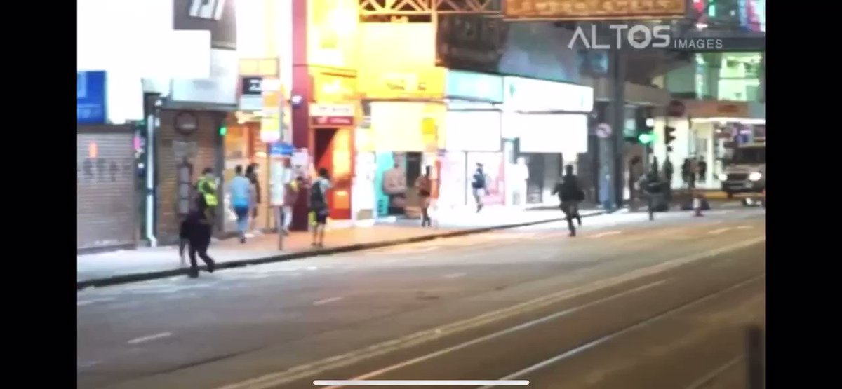 I totally agreed with the local terrorism increasing in HK, it comes from #HKPolice and the terrorism regime #CCP and #HKgov    should stop the above terrorism extending in HK #AntiChinazi #FightForFreedomStandWithHongKong #GlorytoHongKong #HKPoliceTerrorismpic.twitter.com/l9OQsRzNtO