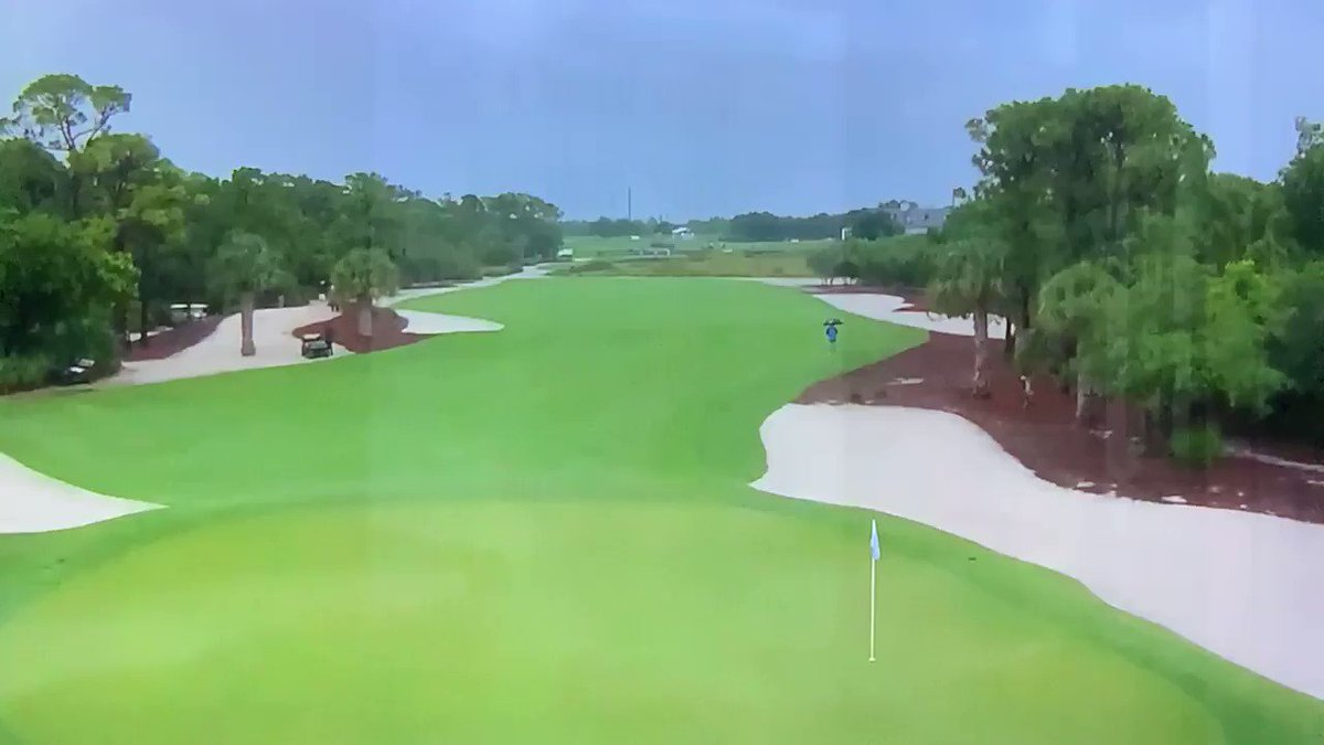 Ernie Johnson gave us the best thing you'll see all year long...#TheMatch