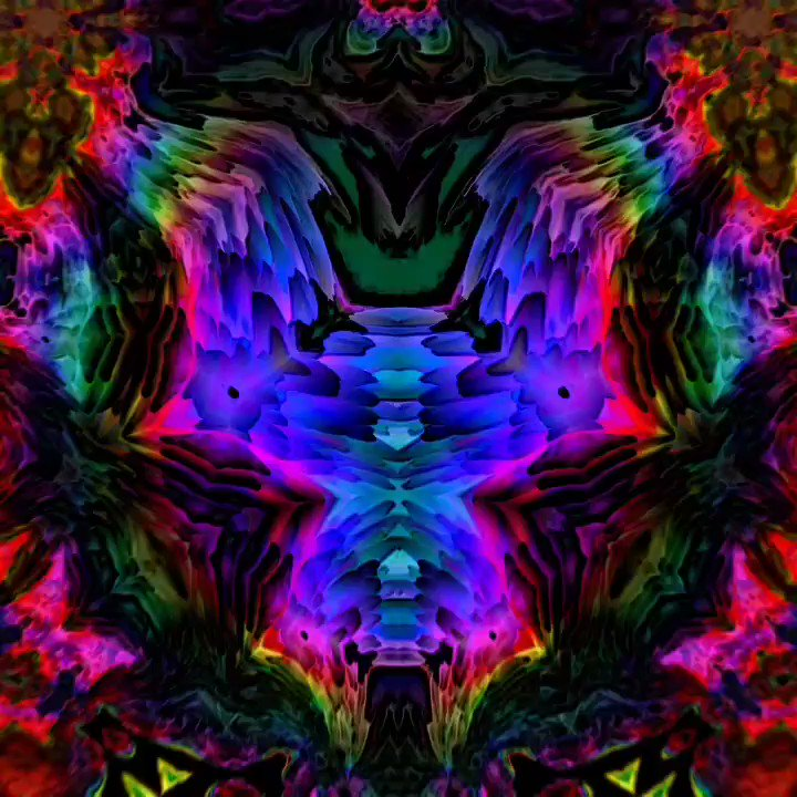 The Black Fractal is on Twitter!  To kick it off, some psychedelic art: The Black Fractal Embodied #psychedelic #neon #trippy #art #digitalart #psychedelicart #theblackfractal #dmt #fractal #fractalart #abstract #datamoshpic.twitter.com/MQnAfj0dyv