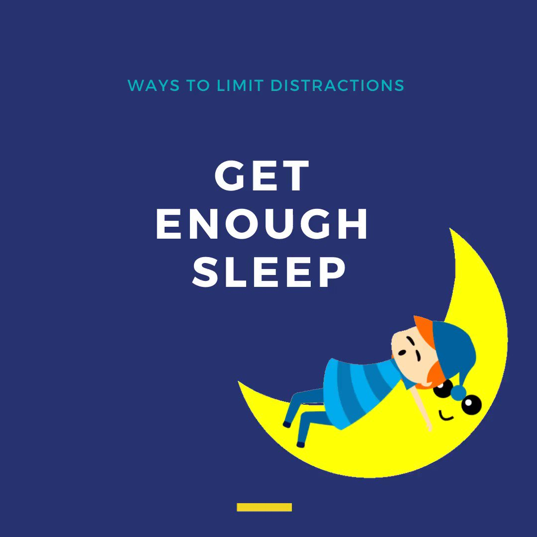 This may seem like a no brainer, yet lack of sleep can hinder you from thinking clearly and keeping your emotions at an even keel. It's proven that excessive sleepiness can hurt your work performance and family relationships as it impairs judgment.   #healthtips #lifestyle pic.twitter.com/OAoLLYS8Kn