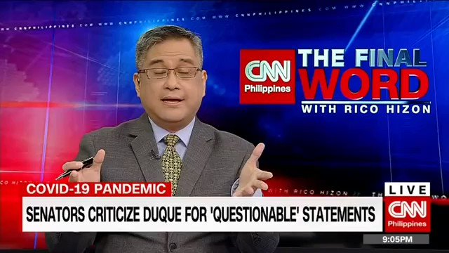 When the whole world is fighting with #Covid @cnnphilippines & @EdselSalvana is blaming India for Covid. Dr You Know that the first case in India came on January 30, before many countries had already deteriorated their condition.We want Official apology for this show @RicoHizon