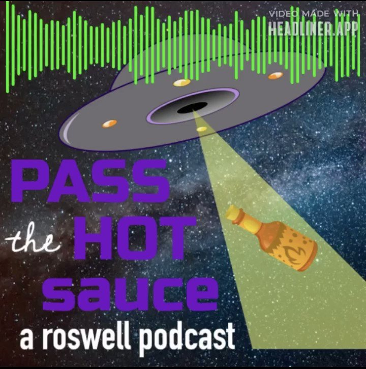 A little behind the scenes look at the gems technological difficulties bring us during the editing process of #PasstheHotSauce! @The_LisaAbigail always leaves me the best audio surprises. #podsquad #roswell #podcast #production #ladypodsquad #PodernFamily #podnation #RoswellNMpic.twitter.com/bewoGP6CPE