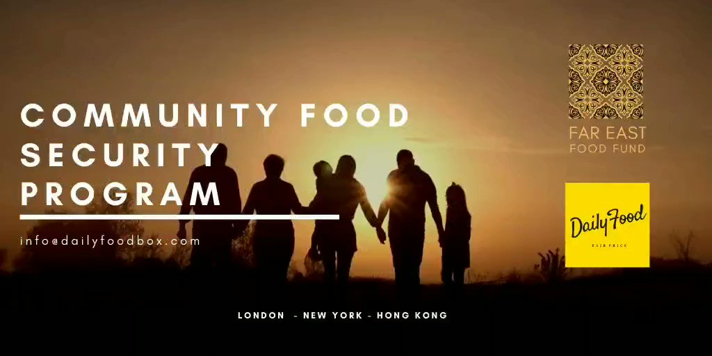 The Far East Food Fund, together with Daily Food Box, announces the establishment of Community Food Security Programs to build local food systems, increase food access, and improve #nutrition. #food #foodsecurity #dailyfoodbox #fareastfoodfund #sustainability #impactinvestingpic.twitter.com/pbTZisfHX0