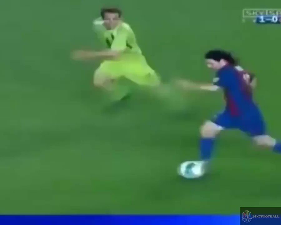 Here are Lionel Messi's top 5 solo goals to light up your day!   #lionelmessi #messi #lm10 #FCBarcelona #ForcaBarca #viscaelbarca #edits #footballedits #bestgoal #skills https://t.co/UM48NxwU0S