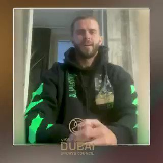 """.@Miralem_Pjanic star of Juventus Club, and Bosnia's national team, joins the list of international stars in the @DubaiSC initiative """"Be fit, be safe"""", and wishes a happy Eid to everyone who lives in the #UAE and all Muslims around the world.pic.twitter.com/syK30kdIXX"""