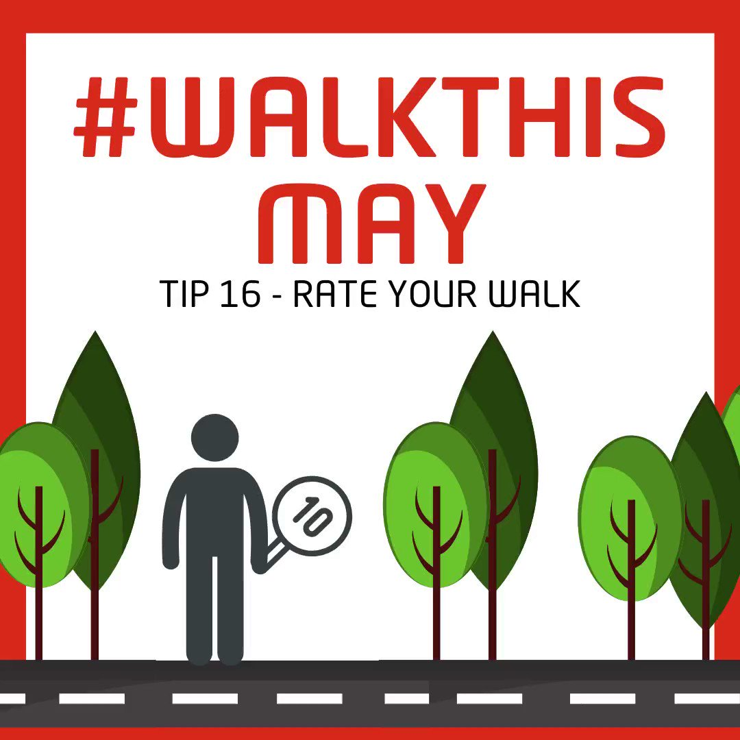 It's #NationalWalkingMonth and we're with you every #step of the way! We will be #sharing a variety of pointers to #inspire you to #WalkThisMay! For more information visit @livingstreets website:  #wellbeing