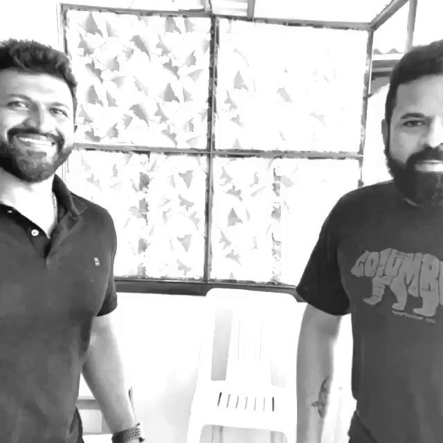 Replying to @PuneethRajkumar: #Yuvarathnaa Dubbing starts 👍
