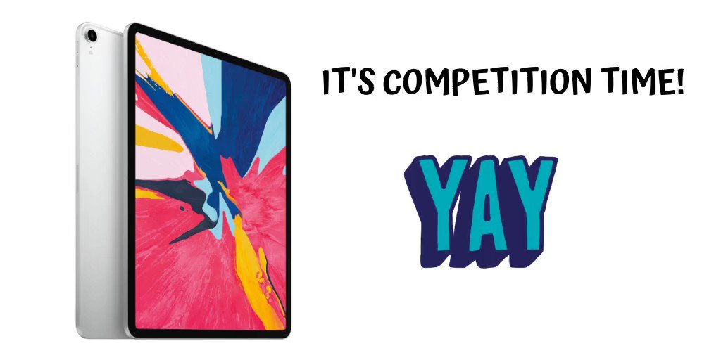 DON'T MISS OUT!   #WIN! Apple iPad. To enter you will need to follow all steps below.   1. RT AND TAG A FRIEND.  2. Must use the link below to enter through our website following all steps shown.  https://theweekendpages.com/competitions/win-apple-ipad-pro/…  #Competition #prizepic.twitter.com/XzOlzca11o