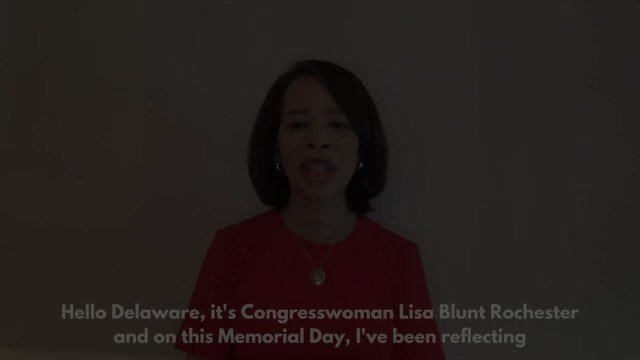 Gratitude. On this #MemorialDay, I hope youll join me in humbly and solemnly reflecting on the service and sacrifice of those who have given their lives for our country.