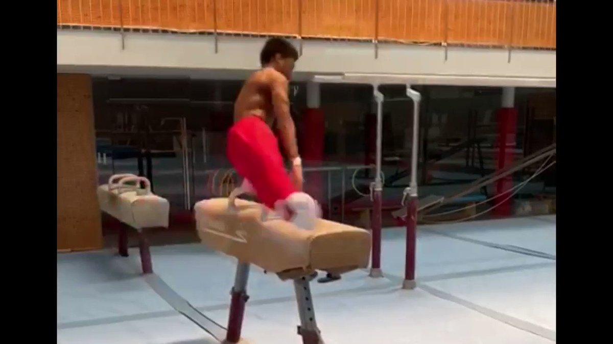 Thierno Boubacar Diallo ha retomado hoy sus entrenamientos en las instalaciones de su Club en Manresa (Barcelona) 💪🏼 #NuestraMejorVictoria #TeamESP #GAM https://t.co/oCjYWRZSpG