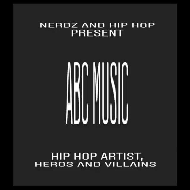 Check out @nerdzandhiphop new segment ABC Music.  Nerdz and Hip Hop  present ABC Music Hip Hop Artist, Heros and Villains Game.  #nerdlife #blerdlife #hiphoplife #nerdzandhiphop #ftonerdtalk #hiphop #hiphopmusic #hiphopculture #hiphophead #HipHopartist #HipHopLife #hiphopdancepic.twitter.com/Jy1DDb6NEj