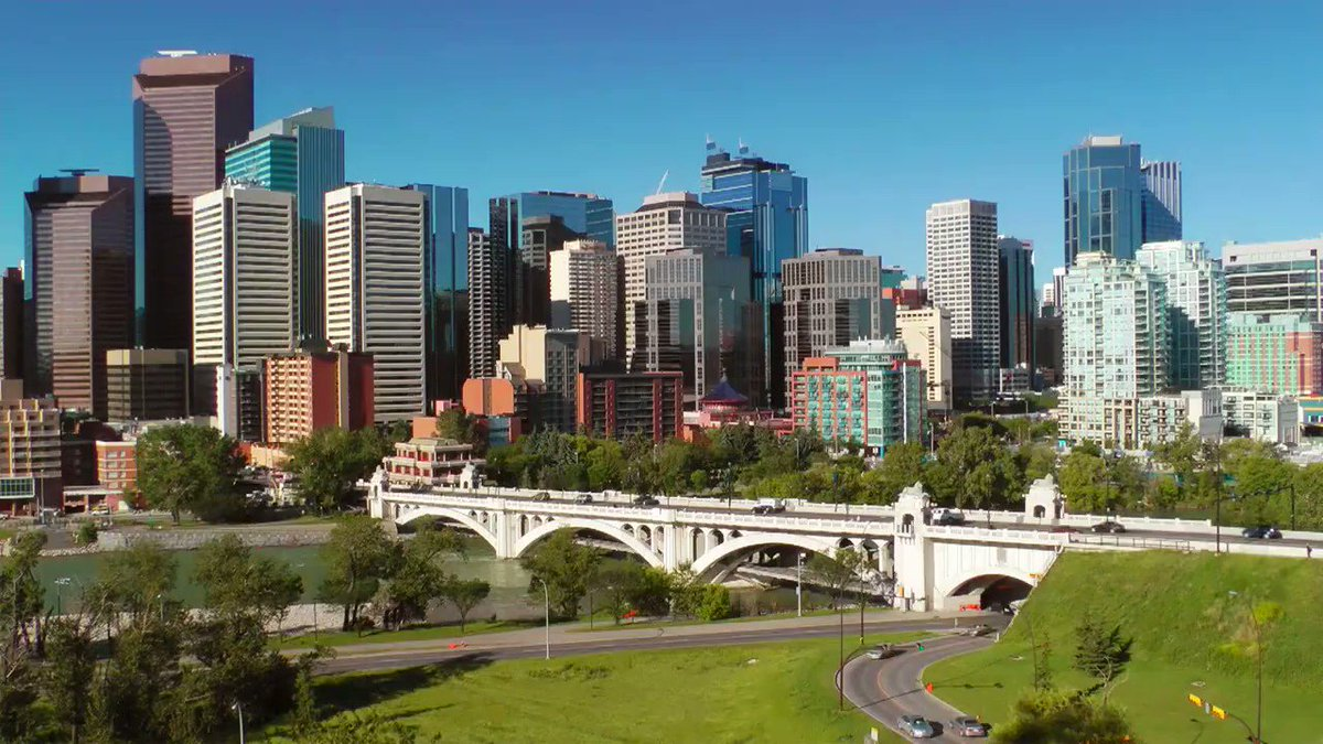 Image for the Tweet beginning: Calgary & Brooks to relaunch