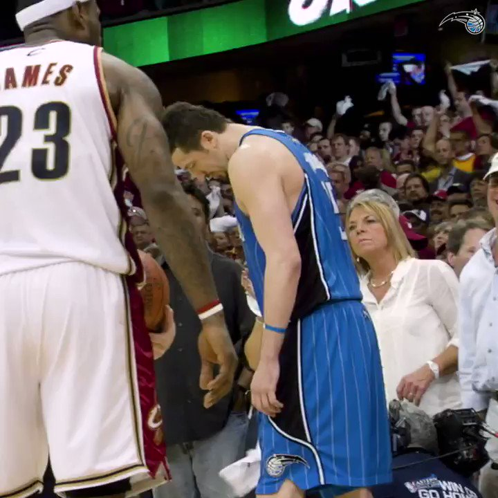 We remember it like it was yesterday...  Tune in to @FOXSportsFL at 6:30 PM to rewatch Game 1 of the 2009 Eastern Conference Finals! https://t.co/2n7nP1Y3ey