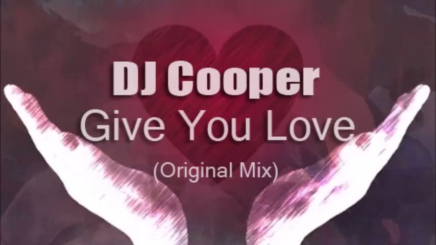 "Check out a sample of my latest track ""Give You Love"".  Let me know what you think. I'll be playing this in full in my House set this Friday at 8pm via Facebook Live (@djcooperofficial).   #Producer #dj #clubbing #housemusic #housemusicproducer #musicislifepic.twitter.com/oCneXYU0CG"
