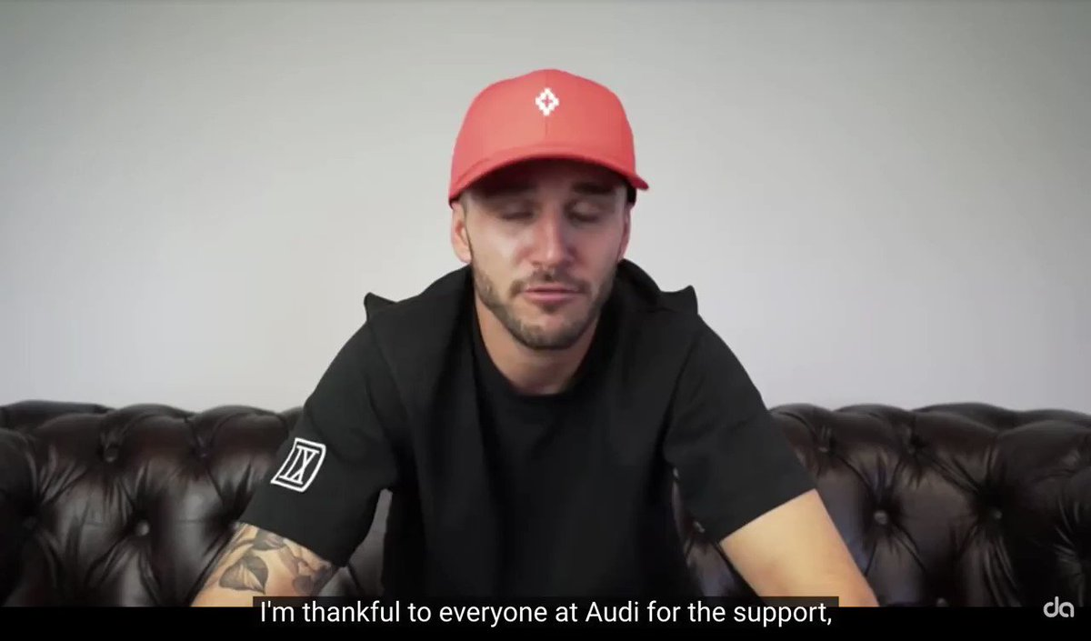 Incredible story of @Daniel_Abt and it shows how racing esports is a real sport that needs proper rules & race control - it's not a game! #RaceAtHome @FIAFormulaE