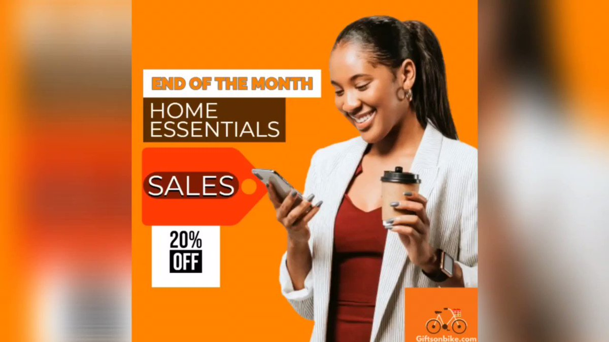 End of the Month Sales. This ends 31/5/2020. Hurry Now #backtoschool #wike #Messi #arewatotheworld #hakimi #Arewatwitterconnect #TachaGrammySpeaker #kennedyagyapong #sancho #Valverde #FireAmyCooper #MONSTAX_FANTASIA #WhyDSTVIncreaseTariff #startups #startimespic.twitter.com/J8K0tyycKt – at Lagos island