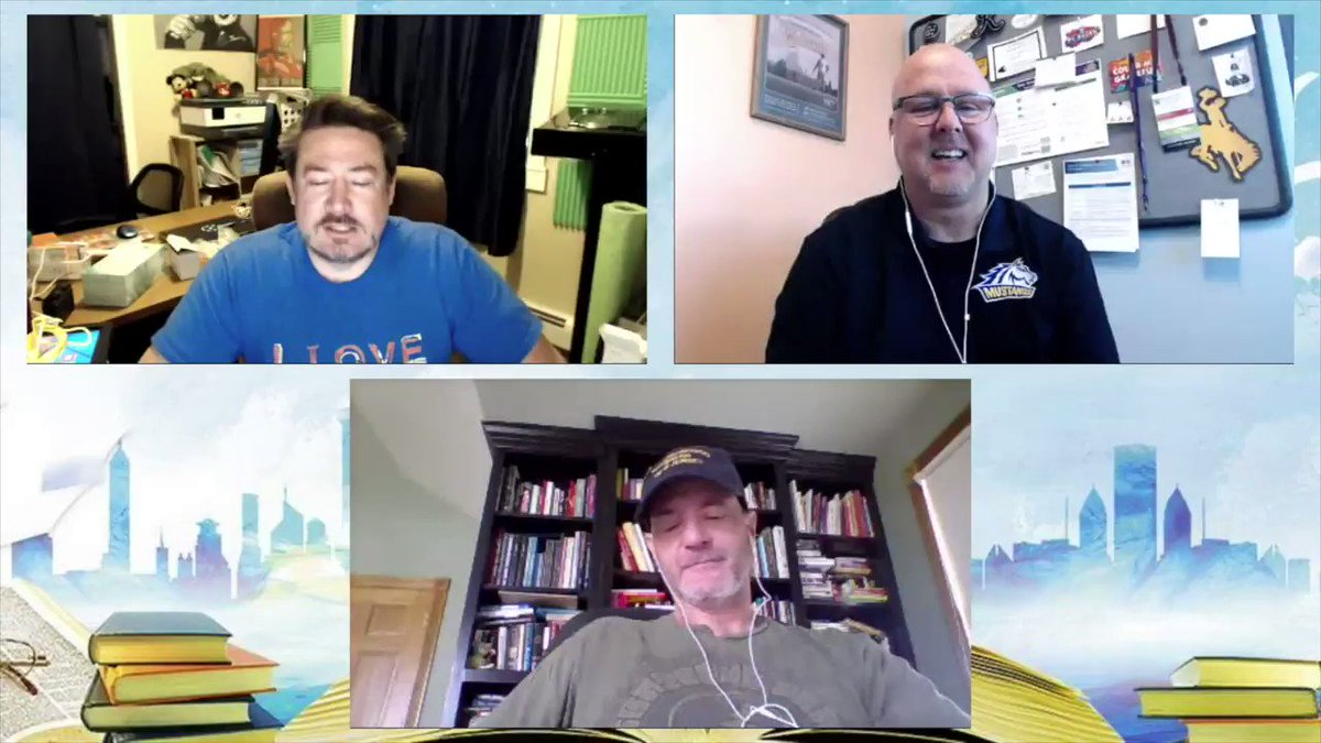 This week on Episode 8 of The Empower Half Hour, @BradleeWSkinner, @DarrinPeppard , and @DrFrankRud will discussing Blended Learning with special guest @Wes_Kieschnick .