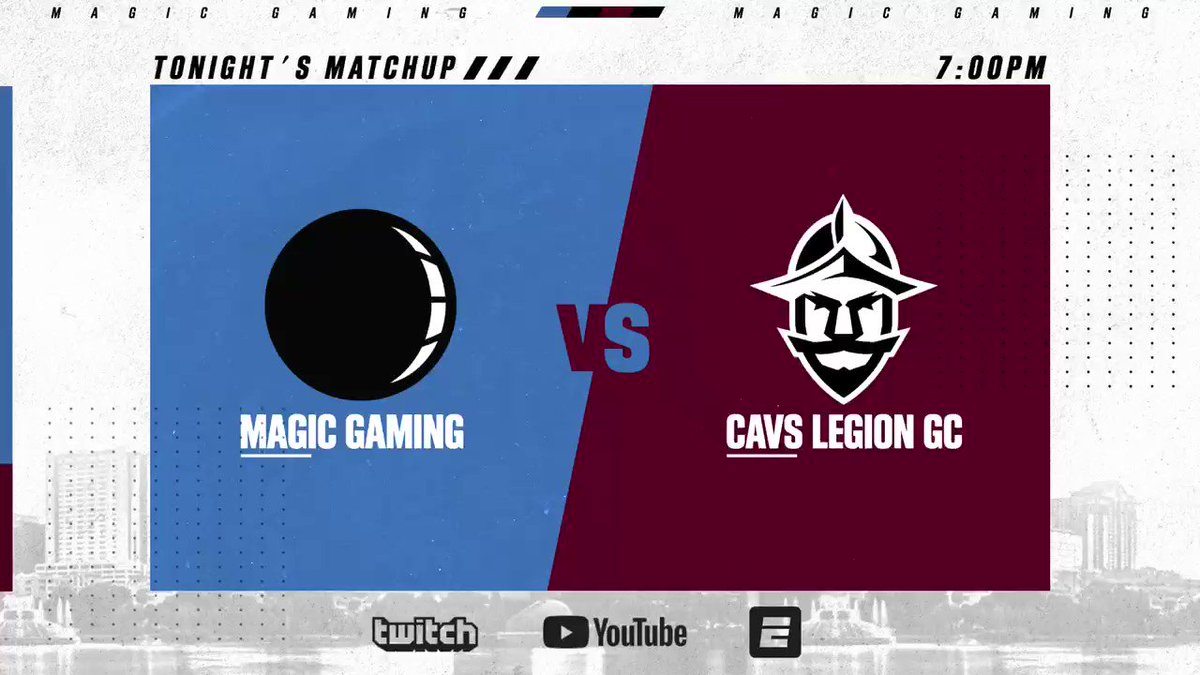 Only a few hours away 👀  Preview tonight's match up against @CavsLegionGC ⬇️ https://t.co/ubc9atyimD