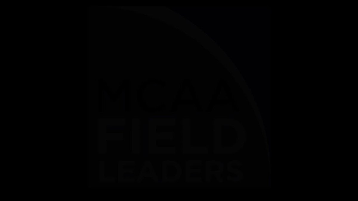 Image for the Tweet beginning: Another feature of MCAA's Field