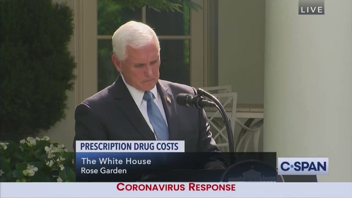 Pence undercounts the US coronavirus death toll by about 2,000 lives