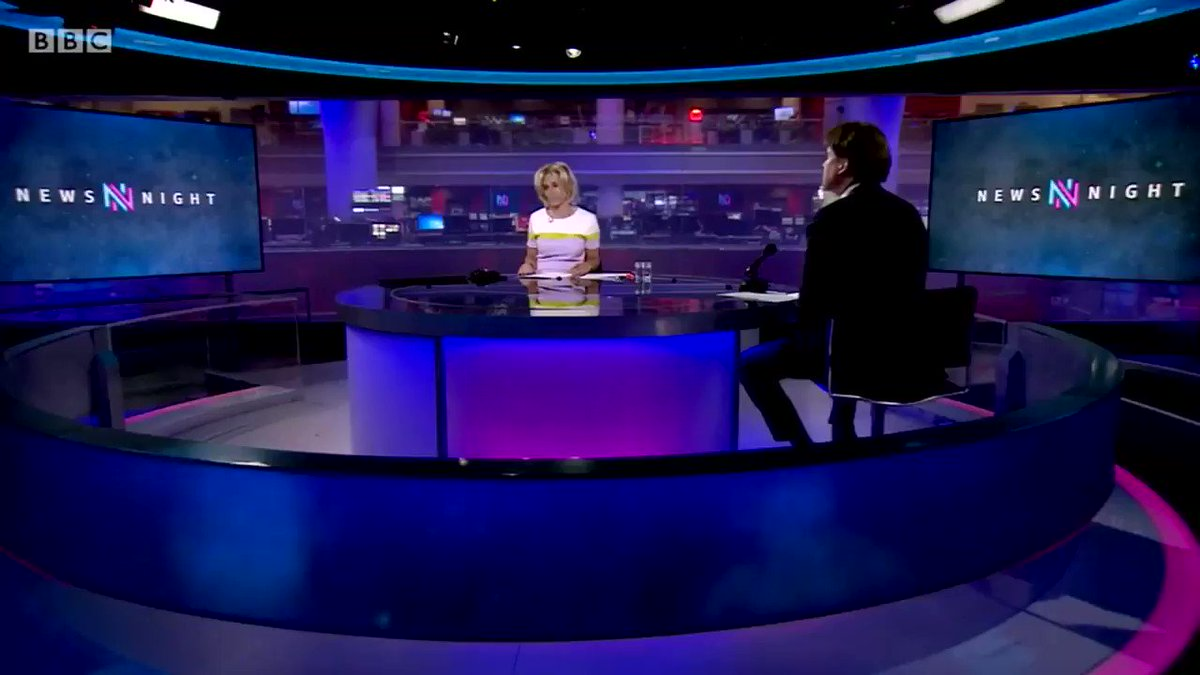 'He made those who struggled to keep to the rules feel like fools and has allowed many more to assume they can now flout them. The prime minister knows all this and has chosen to ignore it.' Savage brilliance from @maitlis #newsnight