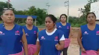 Image for the Tweet beginning: 🔴 Mujeres costureras de la