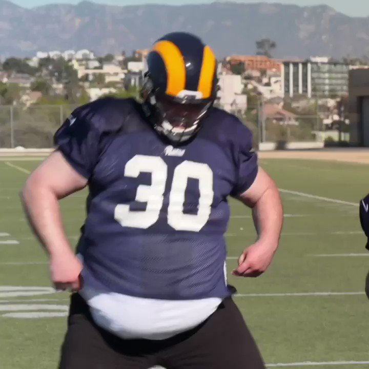 Roll with it or something different; whats your endzone dance? Catch me tomorrow on the @gameon premiere on @CBS to watch me with @OrlandoPace76 @BigGame81 @KeeganMKey and more