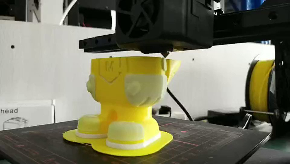#FDM3DPrinting by #TOYDIY4in1 3D Printer.  #3dprints #3dprinter #3dmodelling #3дпринтер #Imprimante3 #3dmodel #3dmodelling #3dtoy #3dart #3dprint #3dmax #3ddrawing #diywthpla #fdm #makeanything #phil #Animals #makeup #gift #diywithkids #homemade #stayathome #QuarantineAndChill