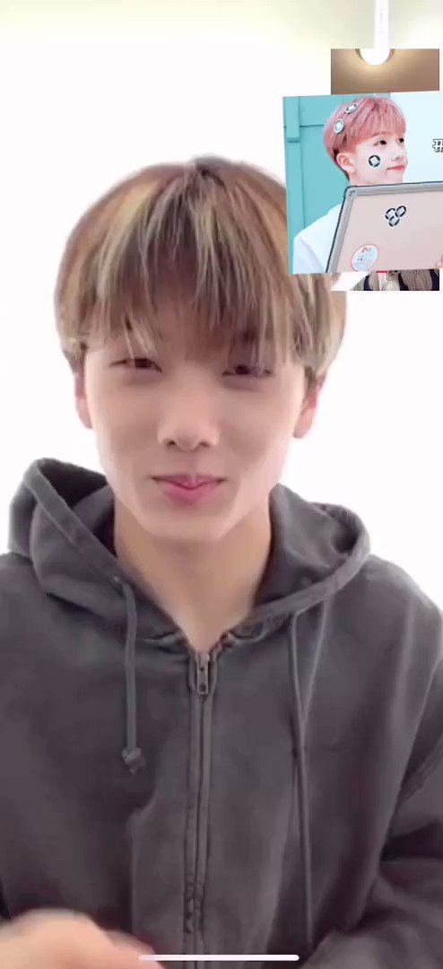 200527 Video Call Fansign #NCTDREAMน้องจีซองทำแอกโยค่ะ🥺💕(cr. weibo 粉宝石_蓝玫瑰)#JISUNG #지성