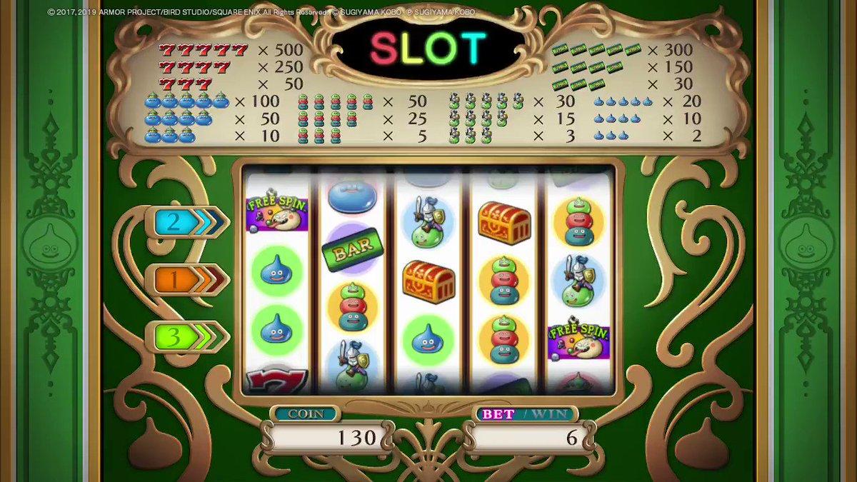 初めてカジノ行った  #DQ11S #NintendoSwitch https://t.co/Sf6kJ5Us30