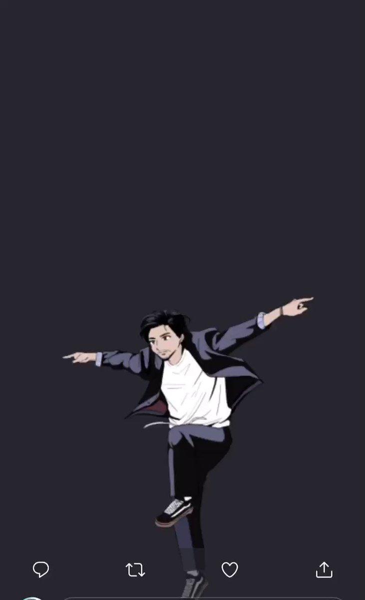 飛び立った#DPファンアート