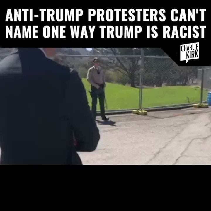 """These rioters & protesters have NO IDEA what they're talking about when they call Trump """"racist""""  But they don't care about facts or logic or proof  They just want to watch America burn  Get the FACTS for yourself  Subscribe today—https://t.co/Mbc3y9QLSP  https://t.co/H0bgXjvAPs"""