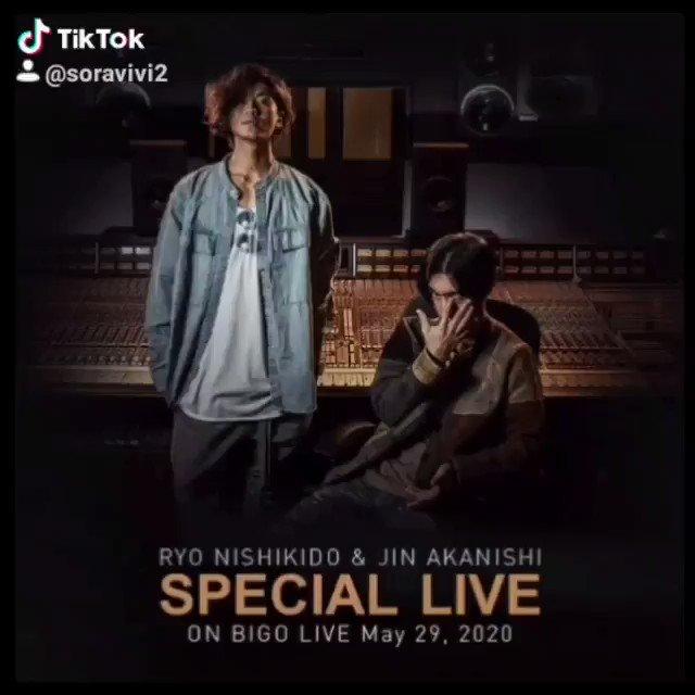 明日発売のNYLON JAPANに29日のBIGO LIVE🙌🙌楽しみ〜😍そら♡の投稿動画を楽しみましょう!#TikTok