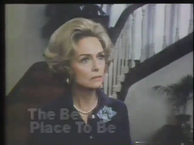 A widow's life is thrown into turmoil by her hippie daughter, her rebellious teenage son, and an affair she is having with a much younger man in the TV movie #TheBestPlaceToBe, airing this date in 1979 with #DonnaReed, #BettyWhite and #EfremZimbalistJr.