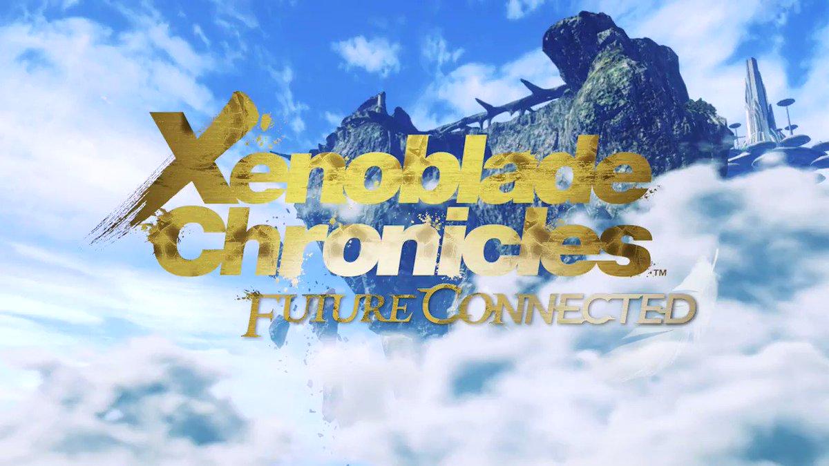 """🔊 Hier hört ihr """"Time to Fight! (Bionis' Shoulder)"""", die neue Kampfmusik aus #XenobladeChronicles: Definitive Edition – Die verbundene Zukunft!"""