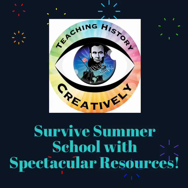 Survive Summer School with Spectacular Resources!