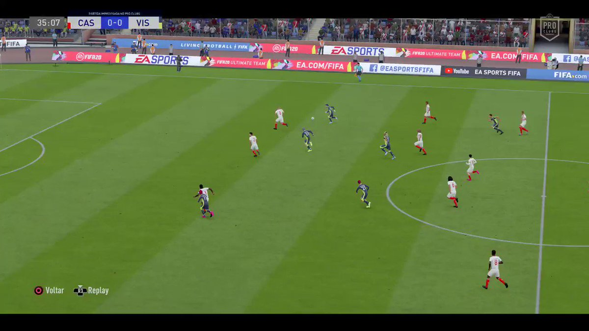 #PS4share#ProClubs #Kaestiger #Fifa20 #Gol  https://store.playstation.com/#!/pt-br/tid=CUSA15559_00…pic.twitter.com/OQwhCsl0kn