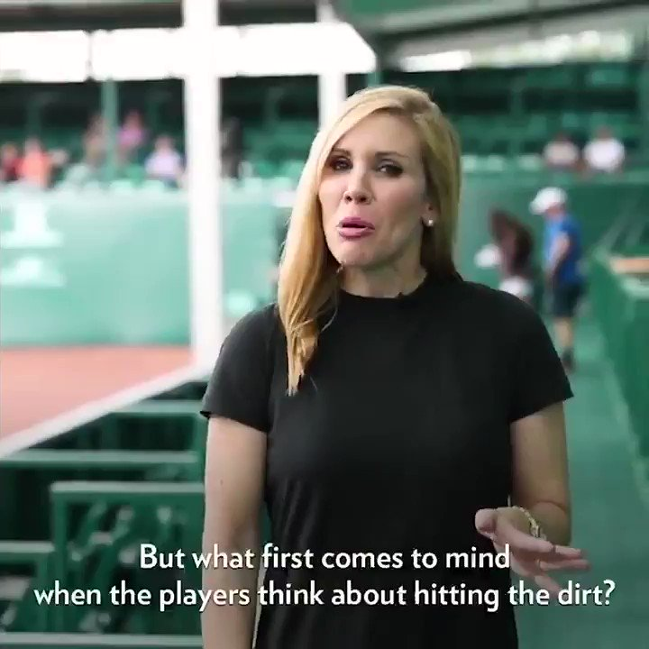 Clay is an acquired taste for some players 🤷‍♂️ 😂 🎥: @mensclaycourt