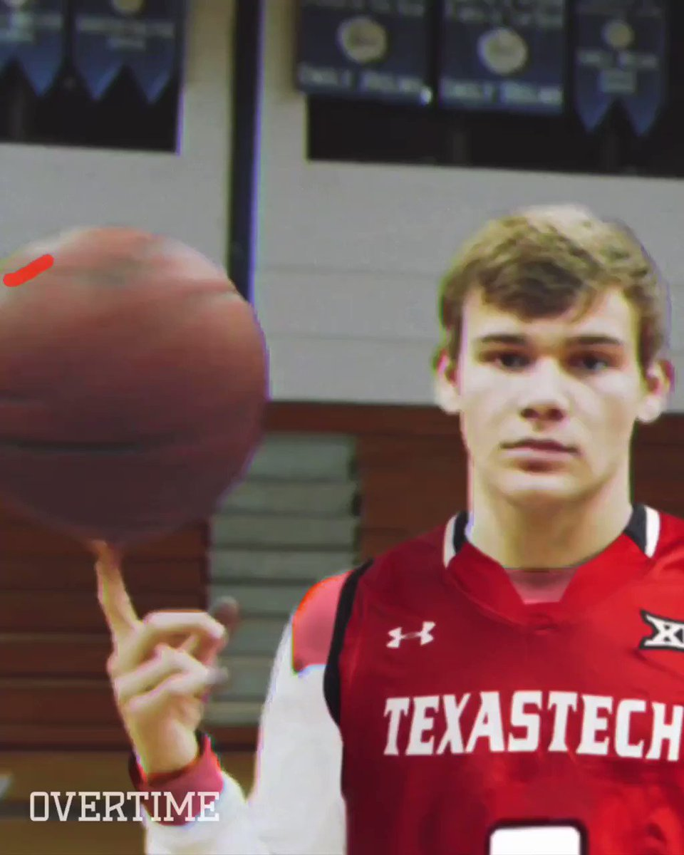 Mac McClung is TEXAS TECH BOUND 🚨 @McclungMac