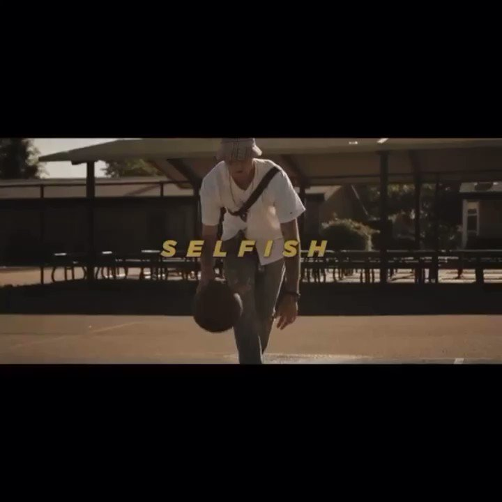"""Selfish"" on #youtube NOW! pic.twitter.com/HtG5GjXmcF"