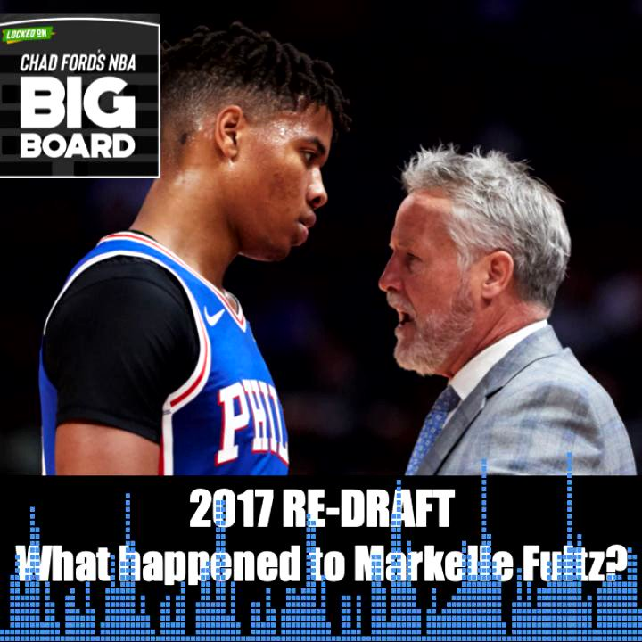 Markelle Fultz was a mystery bust for the 76ers. What happened and where would he be drafted now? @johnhollinger and I discuss in our latest NBA BIG Board 2009 RE-DRAFT 🎧 Spotify buff.ly/33WakzT 🎧 Apple buff.ly/3ajWWYr