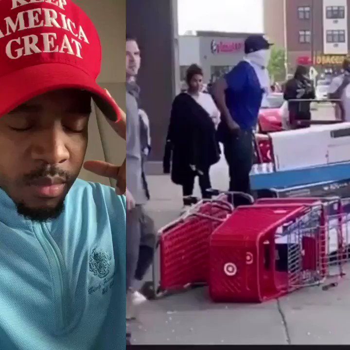 Looting & Riots cheapens the meaningful efforts of sincere people who want to see justice.   This mans unjustified killing should be a time to protest peacefully  I WANT JUSTICE FOR HIM & UNITY  #GeorgeFloyd  #BlackLivesMatters #AllLivesMatterpic.twitter.com/VsUURxC6gY