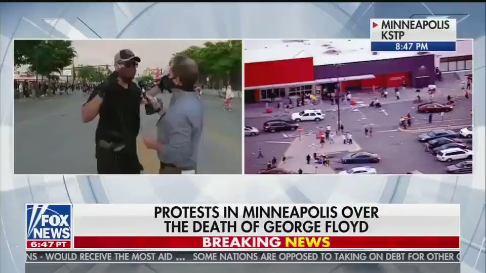 All of a sudden Fox News doesnt think its a good idea for protesters to be armed, how weird