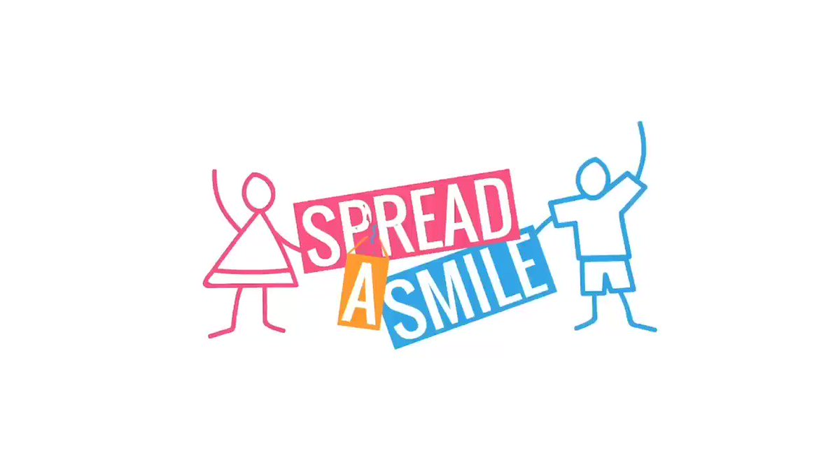 The wonderful @ThisisDavina has sent us this lovely message for children and teenagers watching #SmileTV. We created Smile TV to spread smiles to seriously ill children and teenagers in hospital and isolating at home...