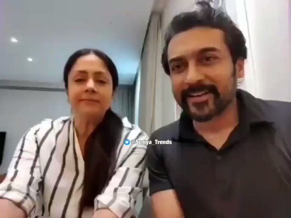 • @Suriya_offl Anna mentioned about his #AnbaanaFans Works during Gaja Cyclone time & He also said that a Women has Voluntarily Gave 10K for him during this #COVID19 time and asked him to reach this money to his fans so that the money will reach the needy #SFCWelfareWorks pic.twitter.com/bKWSzq7ew2
