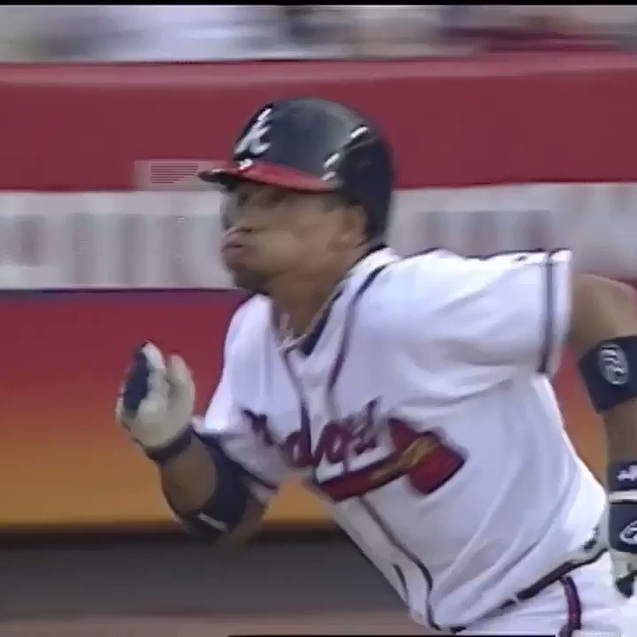 ʙᴀᴄᴋ ᴛᴏ ʙᴀᴄᴋ ᴛᴏ ʙᴀᴄᴋ #OTD in 2003, the @Braves became the second team in baseball history to lead off a game with three straight home runs. Javy Lopez added the inning's fourth homer just for fun.